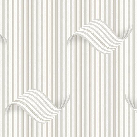 image کاغذ دیواری سه بعدی راه راه