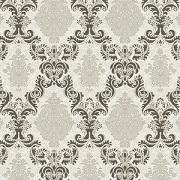 کاغذ دیواری کلاسیک داماسک رنگ دیگر image