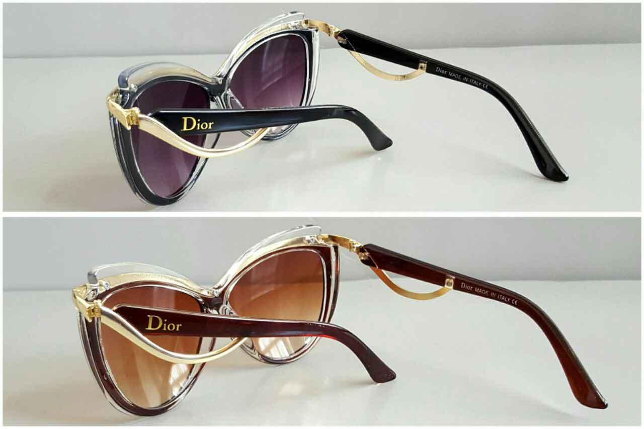 خرید عینک آفتابی زنانه دیور