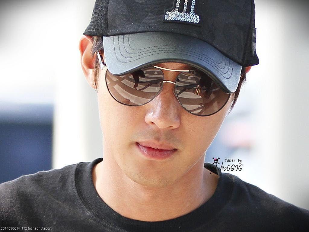 Hyun Joong Glass Eye