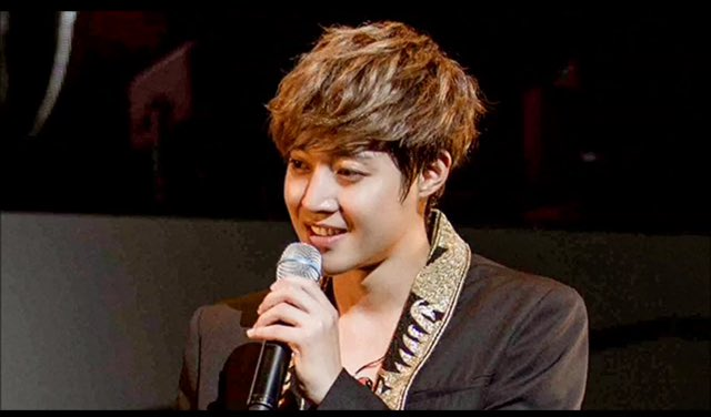 [Voice] Kim Hyun Joong Japan Mobile Site Update [2016.08.31]