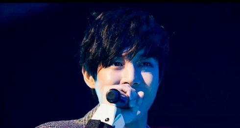 [Voice] Kim Hyun Joong Japan Mobile Site Update [2016.09.07]