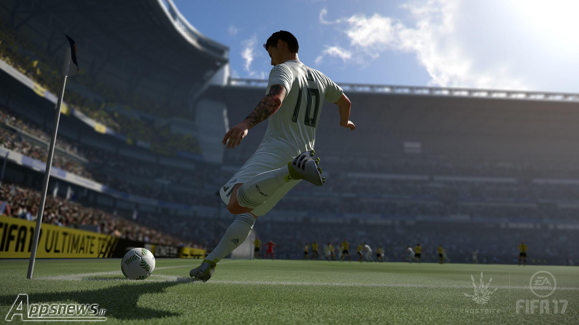 دانلود دمو بازی فیفا ۱۷ FIFA 17 DEMO برای PC + راهنمای نصب
