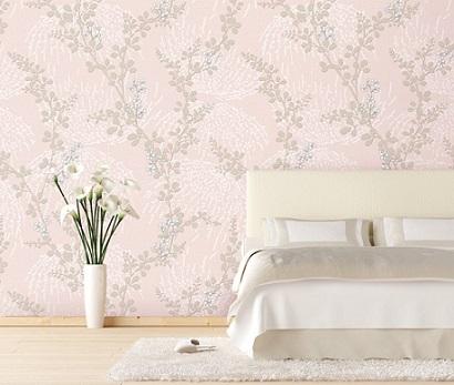 کاغذ دیواری اتاق خواب image