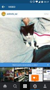 دانلود برنامه اینستاگرام برای اندروید های 5 و 6 instagram android