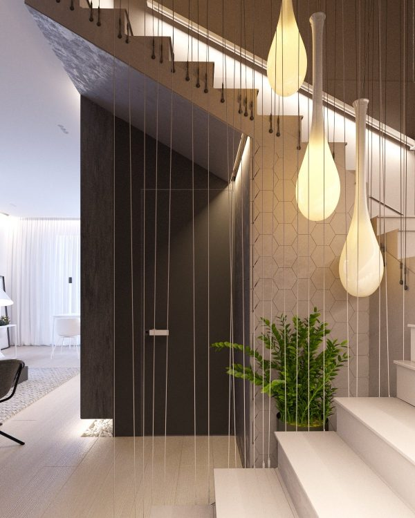 طراحی خانه مینیمال5