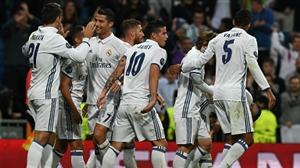 نتیجه بازی دیشب رئال مادرید و اسپانیول 28 شهریور 95 گلها و خلاصه
