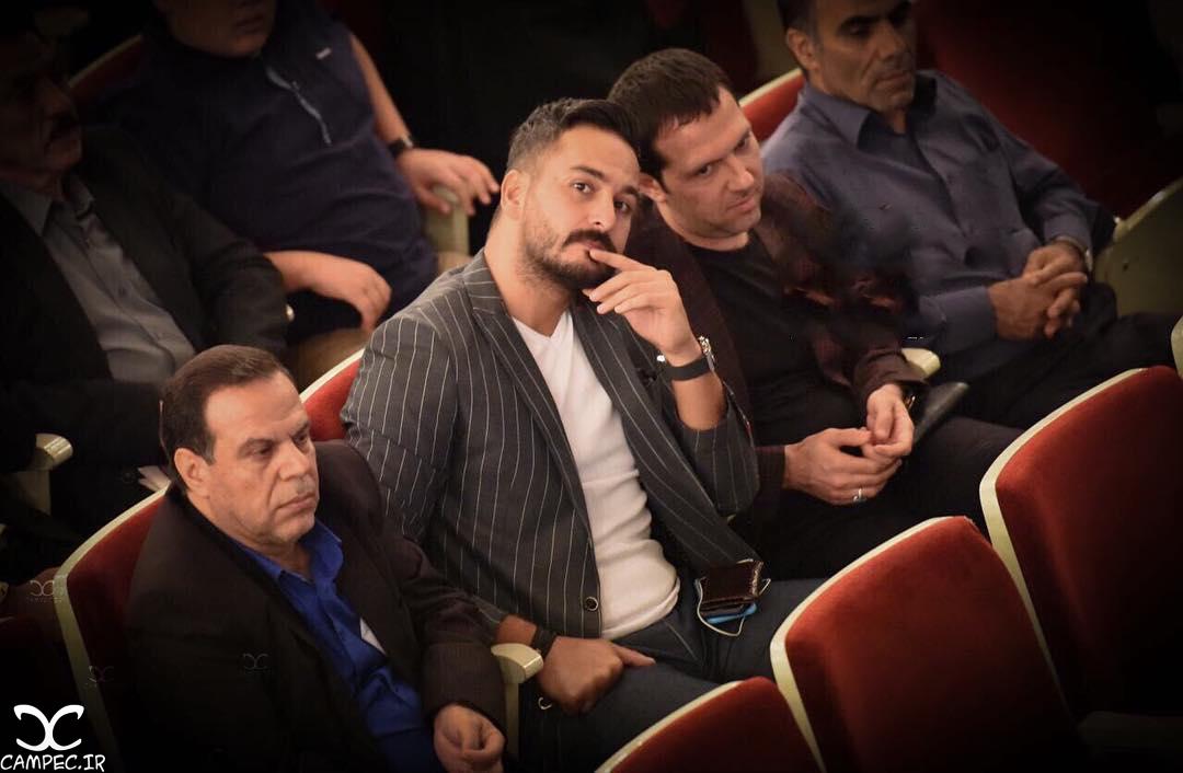 میلاد کی مرام در دهمین جشن انجمن منتقدان سینما