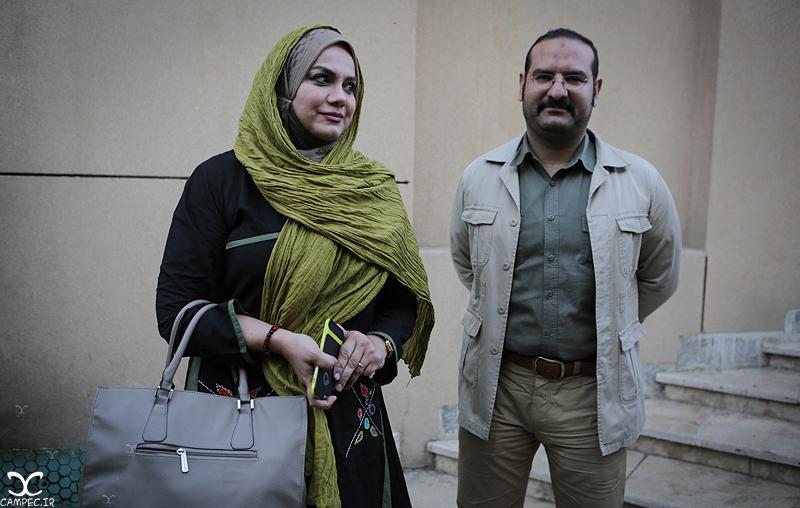 نرگس آبیار در دهمین جشن انجمن منتقدان سینما