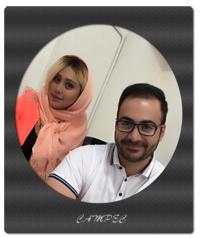 عکسها و بیوگرافی حامد تهرانی علوی