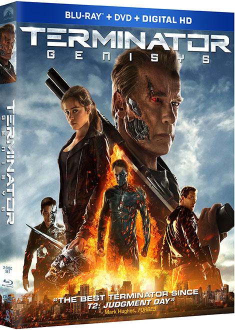 دانلود فیلم ترمیناتور 5 با دوبله فارسی Terminator Genisys 2015