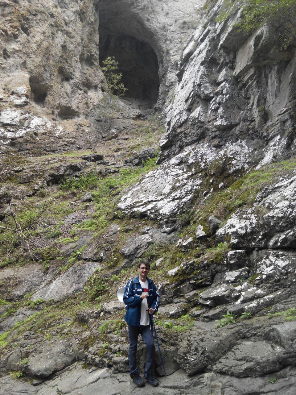 غارهای بزرگ و پناه گاهی امن