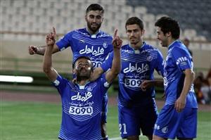 نتیجه بازی امروز استقلال تهران و ذوب آهن 30 شهریور 95 گلها و خلاصه