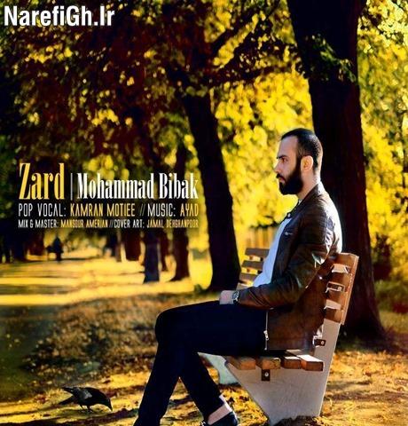 دانلود آهنگ زرد از محمد بی باک با کیفیت 128 و 320