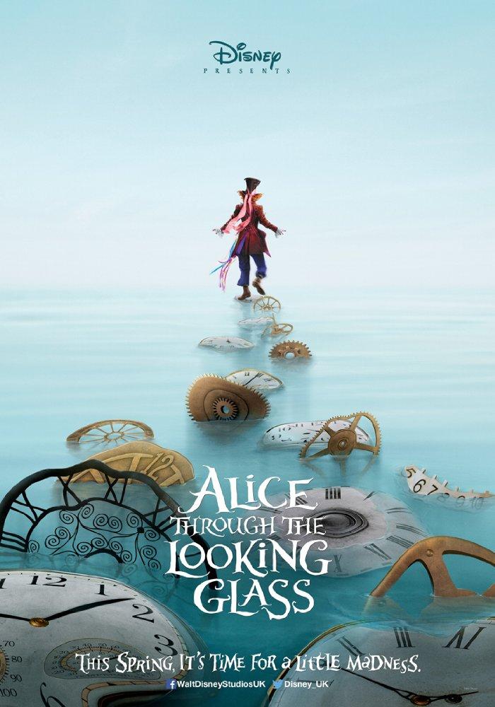 دانلود فیلم آلیس و آینه جادویی با دوبله فارسی 2016
