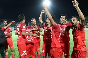 نتیجه بازی امروز پرسپولیس و سپاهان 31 شهریور 95 گلها و خلاصه