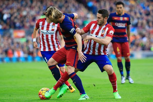 نتیجه بازی امشب بارسلونا و اتلتیکو مادرید 31 شهریور 95 گلها و خلاصه