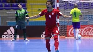 نتیجه بازی فوتسال ایران و برزیل 1 مهر 95 در جام جهانی+خلاصه و گلها