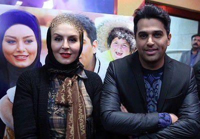 بیوگرافی حمید عسکری و همسرش انا ارمیته و پسرش کارن+عکس