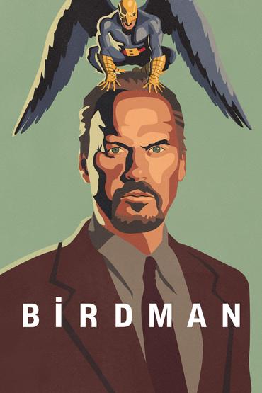 دانلود فیلم دوبله فارسی مرد پرنده ای birdman 2014