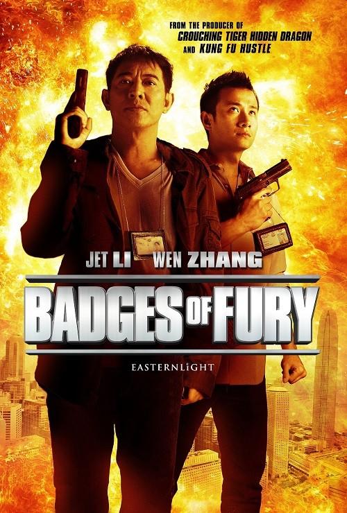 دانلود فیلم نشان خشم با دوبله فارسی badges of fury 2013