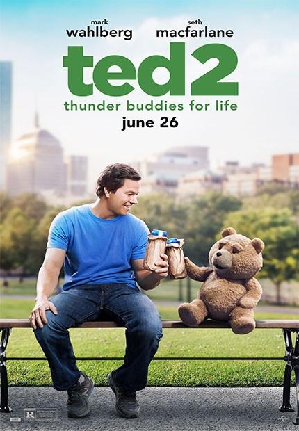 دانلود فیلم تد 2 با دوبله فارسی - ted 2015