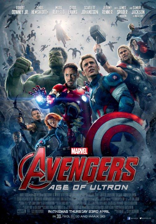 دانلود فیلم انتقام جویان 2 با دوبله فارسی - avengers 2 2015