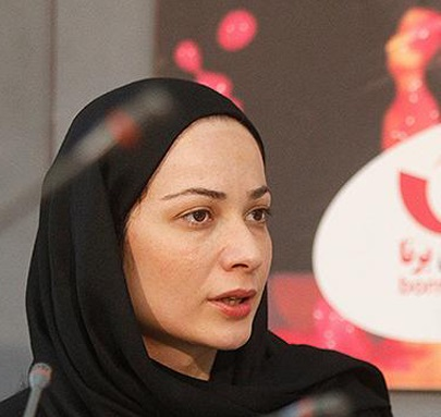 بیوگرافی نسرین نصرتی بازیگر نقش فهیمه در سریال پایتخت و همسرش+عکس
