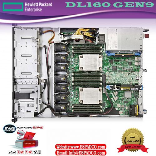 فروش سرور HP DL160 G9
