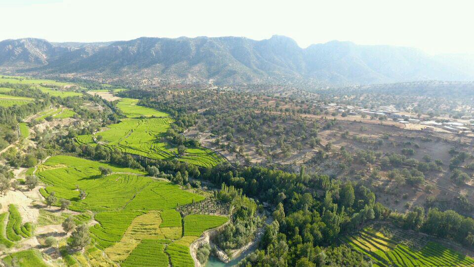 تصاویر زیبای روستاهای جوزار