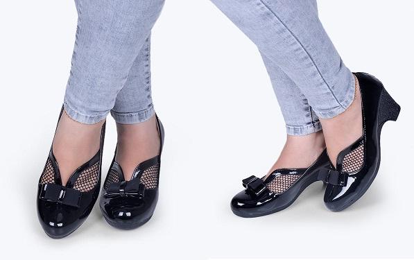 خرید کفش زنانه ورنی مدل 0620