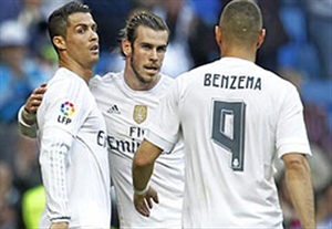نتیجه بازی رئال مادرید و لاس پالماس 3 مهر 95 | گلها و خلاصه امشب