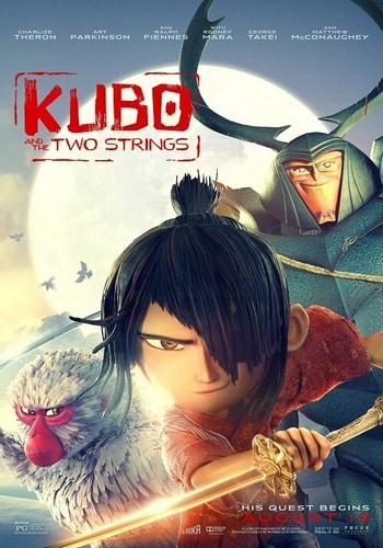 دانلود انیمیشن کوبو Kubo and the Two Strings 2016