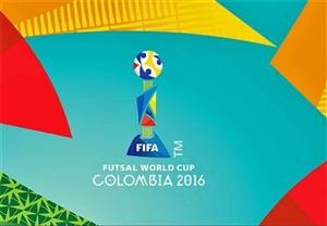 زمان ( تاریخ و ساعت ) بازی فوتسال ایران و روسیه در یک نیمه نهایی جام جهانی 2016