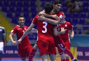 ساعت بازی فوتسال ایران و روسیه | جام جهانی 2016 | نتیجه و فیلم