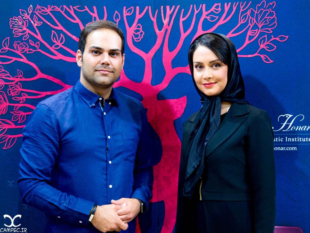 مریم خدارحمی و سیامک عباسی