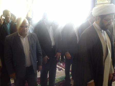 زنگ نماز در مدرسه عرفان قهدیجان