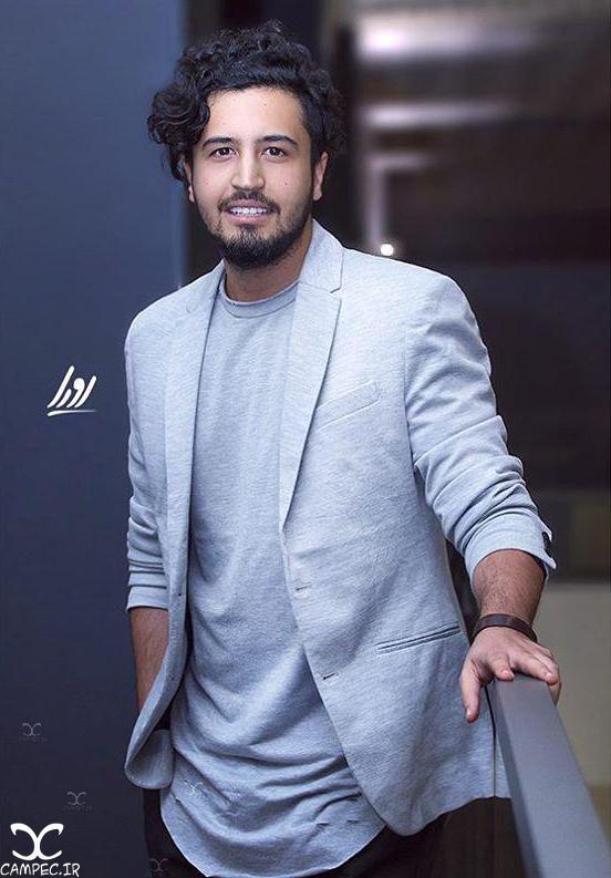 مهرداد صدیقیان در اکران فیلم اروند
