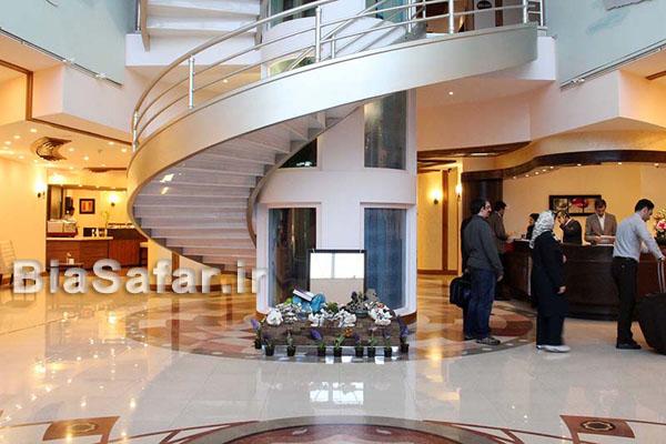 هتل سورینت صدف