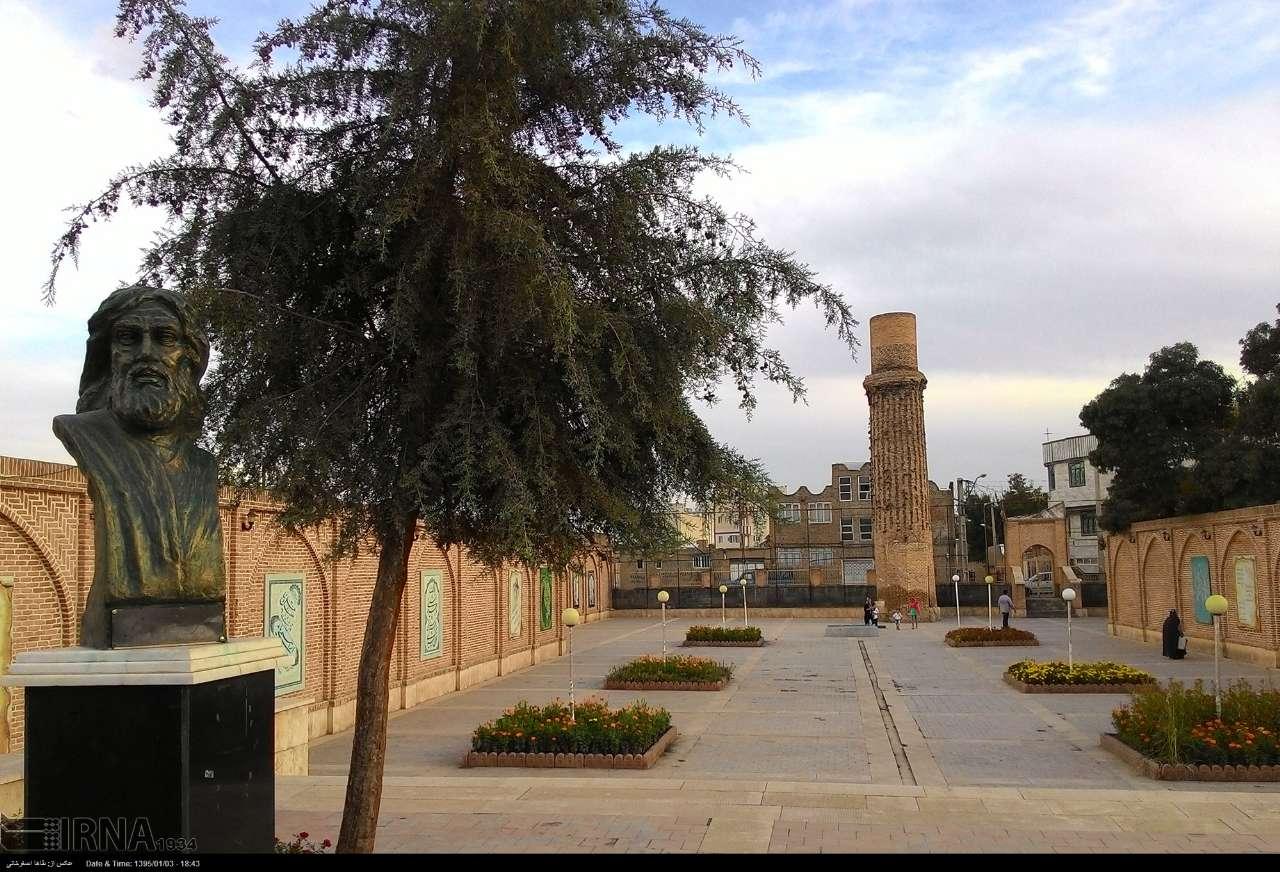 مقبره شمس