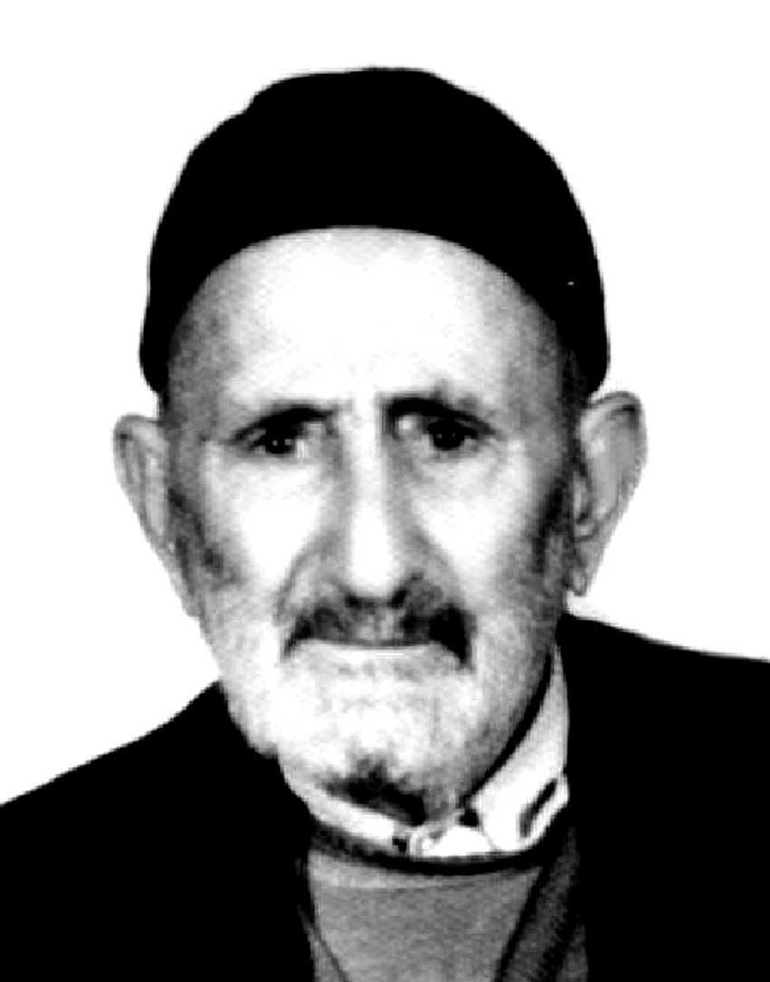 حاج شیخ محمود شیخ علیزاده قاضی جهانی از بزرگان و مفاخر قاضی جهان