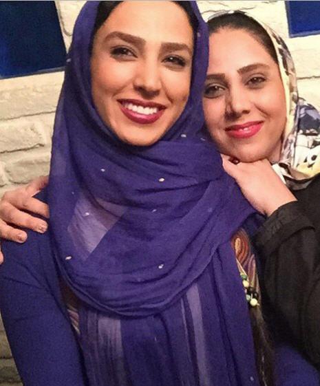 سوگل طهماسبی و خواهرش