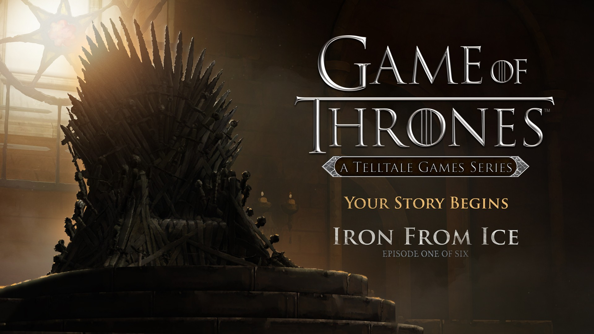 دانلود ترینر بازی GAME OF THRONES: EPISODE 1 - IRON FROM ICE