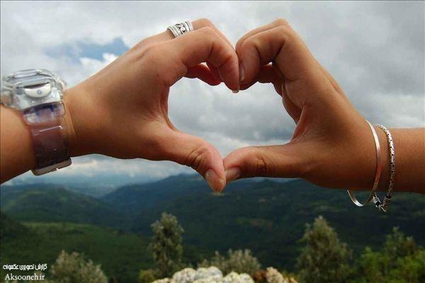 والپیپرهای بسیار زیبا و باکیفیت عاشقانه