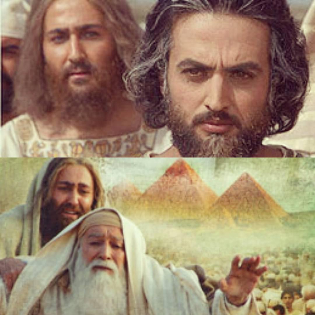 زهیر در نقش بنیامین در سریال یوسف پیامبر