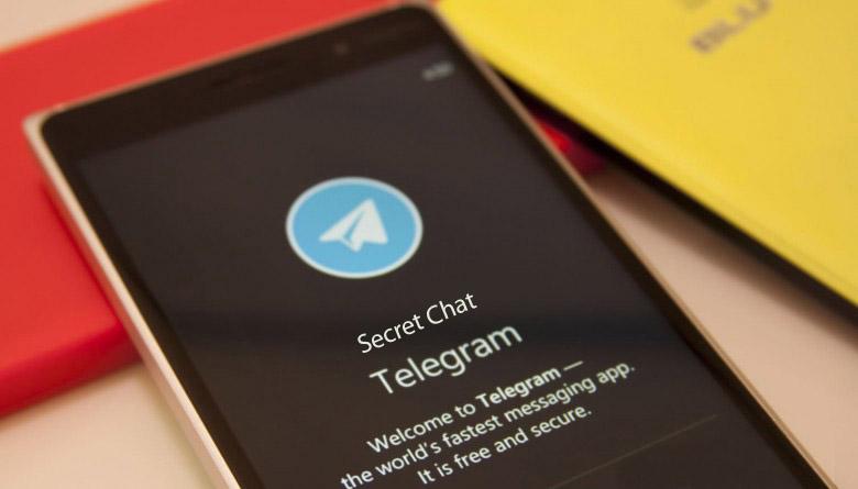 بازیابی هیستوری تلگرام