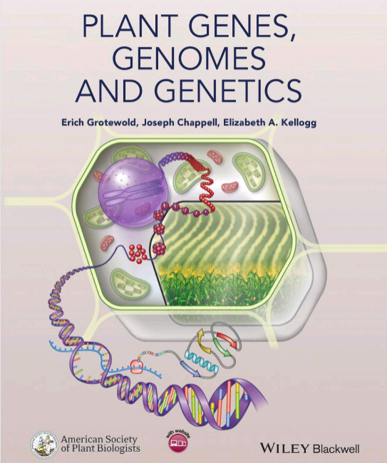 دانلود کتاب لاتین Plant Genes, Genomes and Genetics