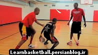 how to spin back dribble _ basketball