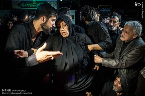 شهید مدافع حرم مهدی حسینی