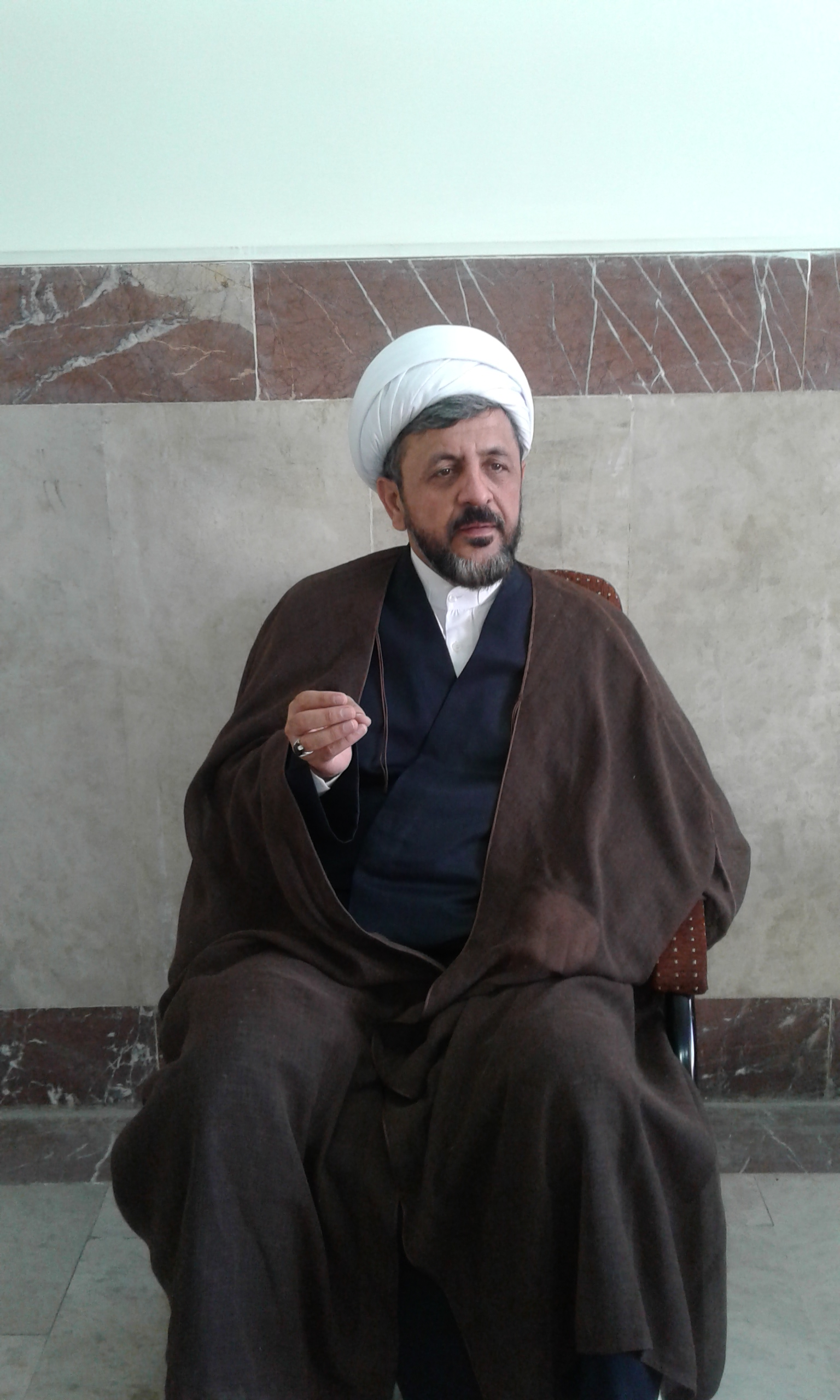 حجة الاسلام والمسلمین علی اکبر دارابکلایی